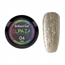 Elpaza Brilliant Gel №04
