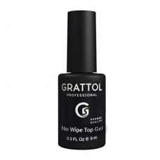 No Wipe Top Gel Grattol (Топ без липкого слоя)